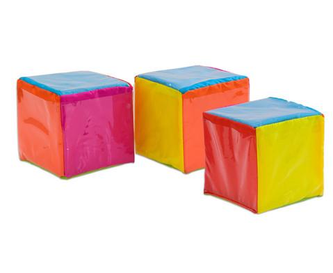 Betzold Pocket Cubes 3 Stueck