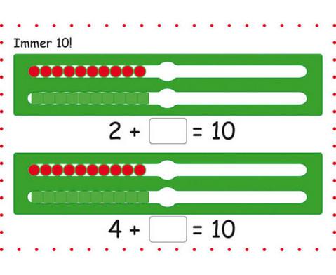 Duplix-Arbeitskartei Duplix-Kartei 1 Zahlenraum bis 10-2