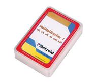 Multiplikation I - Kartensatz für den Magischen Zylinder