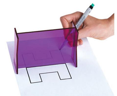 Zauberspiegel violett-1