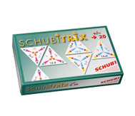 SCHUBITRIX - Addition und Subtraktion bis 20