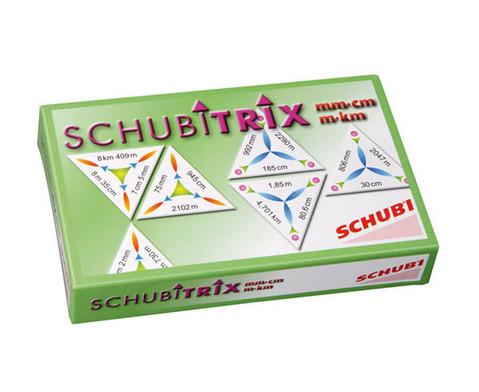 SCHUBITRIX Laengenmasse
