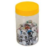 Material-Behälter mit Schraubdeckel