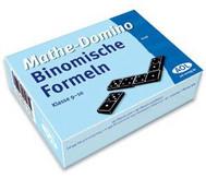 Mathe-Domino: Binomische Formeln