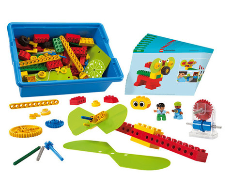 LEGO Education Erste einfache Maschinen-Set