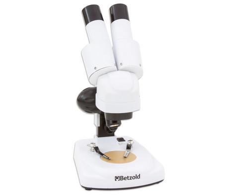 Stereo-Mikroskop fuer Einsteiger