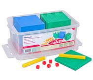 Zehner-Systemsatz aus Kunststoff in Box