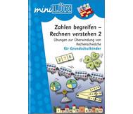 miniLÜK-Heft: Zahlen begreifen Rechnen verstehen 2