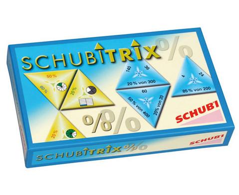 SCHUBITRIX - Prozentrechnen