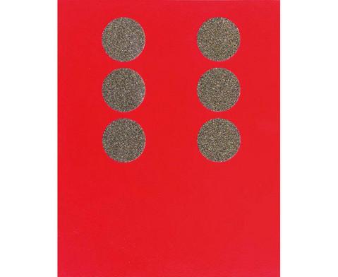 Fuehl- und Tastplatten Mengenpunkte