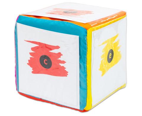 1 Pocket Cube 15 x 15 x 15 cm-6