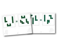 Pentomino-Arbeitskarten, Satz 4
