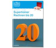 LÜK-Heft: Supertrainer Rechnen bis 20