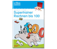 LÜK: Supertrainer Rechnen bis 100 ab 2. Klasse