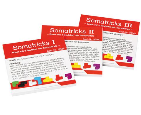 Betzold Somatricks-Kartensaetze-Set Somatricks 1 - 3