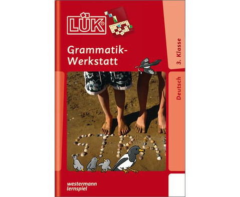 LUEK Grammatik-Werkstatt ab 3 Klasse-1