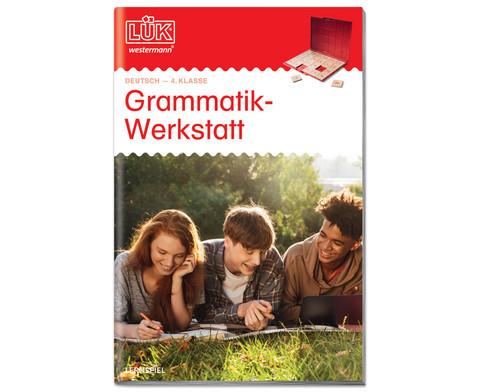 LUEK Grammatik-Werkstatt ab 4 Klasse
