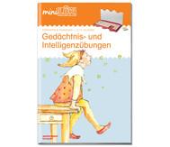 miniLÜK: Gedächtnis- und Intelligenzübungen 2./3.Klasse