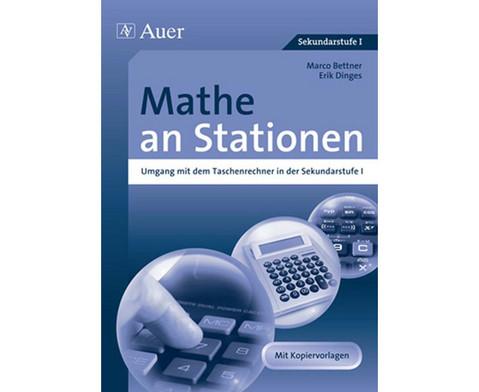 Mathe an Stationen Umgang mit dem Taschenrechner-1