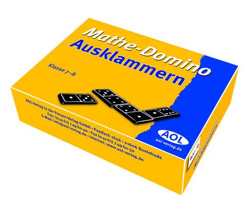 Mathe-Domino Ausklammern-1