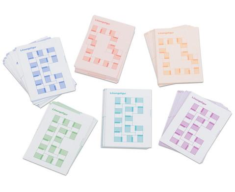 Mathe-Domino Dreiecke und Vierecke-3