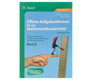 Offene Aufgabenformen für den Mathematikunterricht Band 2