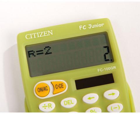 Grundschul-Taschenrechner Citizen FC-100-3