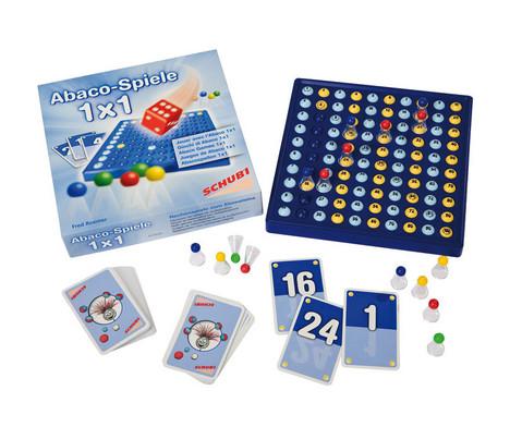 Abaco-Spiele 1 x 1 ohne Abaco-1