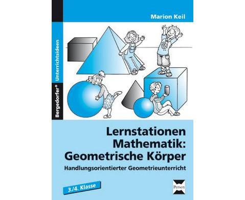 Lernstationen Mathematik Geometrische Koerper-1