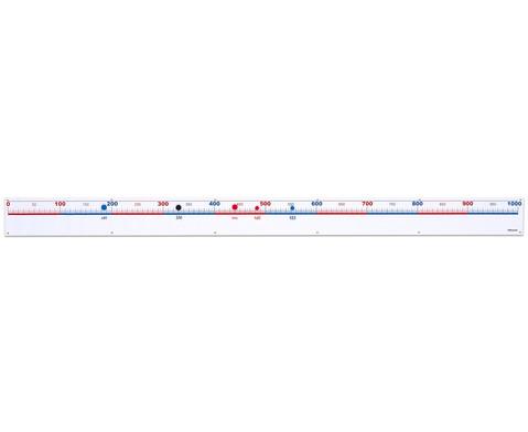 Magnet-Zahlenstrahl bis 1000-4