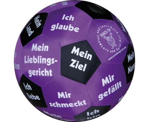 Lernspielball Kennenlernen-1