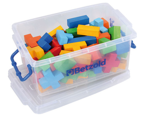 80 Winkelbausteine in Box-1