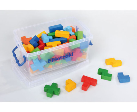 80 Winkelbausteine in Box-5