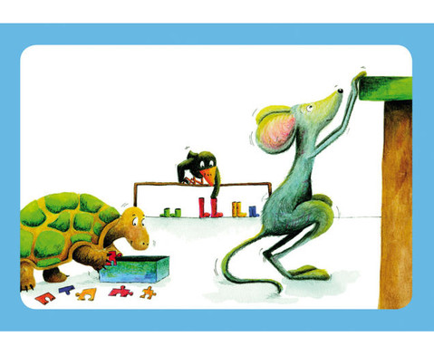 Verhaltensregeln - fuer Kindergarten 1 und 2 Klasse-4