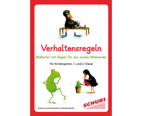 Verhaltensregeln - fuer Kindergarten 1 und 2 Klasse-1