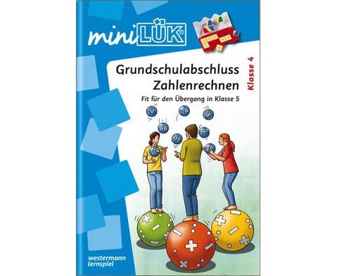 miniLUEK-Heft Grundschulabschluss Zahlenrechnen-1