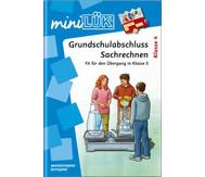 miniLÜK-Heft: Grundschulabschluss Sachrechnen