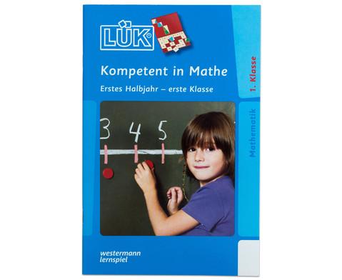 LUEK Kompetent in Mathe ab 1 Klasse
