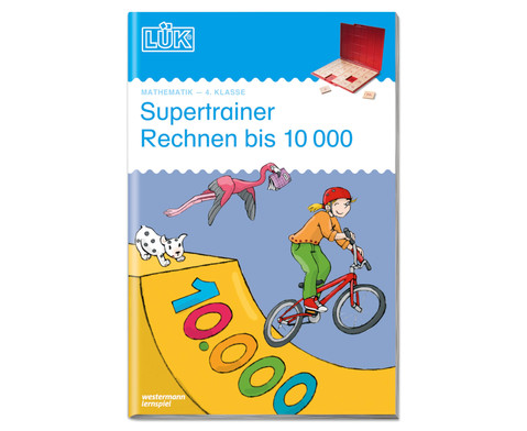 LUEK-Heft Supertrainer bis 10000-1
