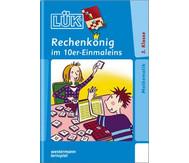 LÜK-Heft Rechenkönig 10er Einmaleins