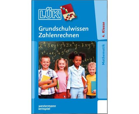 LUEK-Heft Grundschulwissen Zahlenrechnen-1