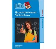 LÜK-Heft Grundschulwissen Sachrechnen