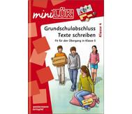 miniLÜK-Heft: Grundschulabschluss Texte schreiben