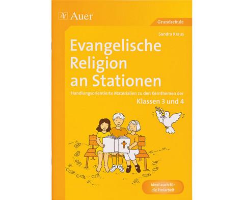 Evangelische Religion an Stationen - Klassen 3 und 4-1