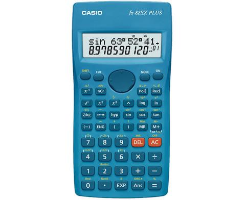 Casio Schulrechner FX-82SX Plus-1