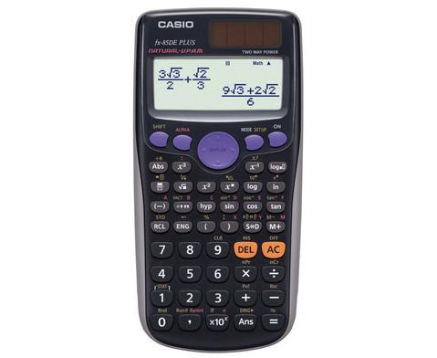 Casio FX-85DE Plus-1