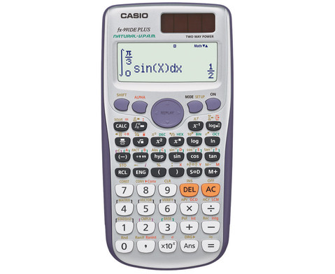 Casio FX-991DE Plus-1