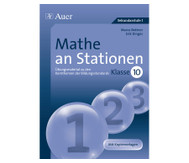 Mathe an Stationen 10