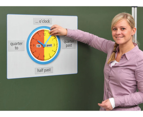 Teaching Clock Whats the time-2