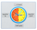 Teaching Clock Whats the time-3